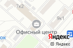 Схема проезда до компании Bespalov SV в Москве