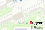 Схема проезда до компании 1001 каталог в Москве