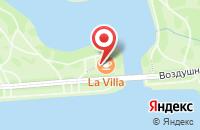 Схема проезда до компании Промтранс в Москве