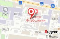 Схема проезда до компании Газетные Автоматы в Москве