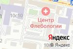 Схема проезда до компании Балтийский лизинг в Москве