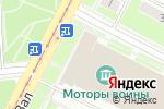 Схема проезда до компании Рублёв-Прокат в Москве