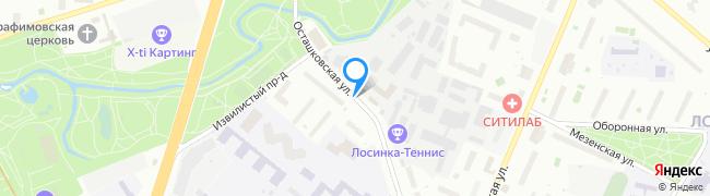 Осташковская улица
