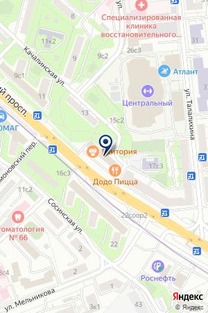 ЦЕНТР ВСТРАИВАЕМОЙ ТЕХНИКИ ВСТРОЙ-КА на карте Москвы