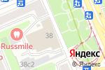 Схема проезда до компании HITEMA СПЕЦСЕРВИС в Москве