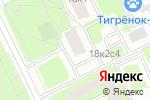 Схема проезда до компании VeilDance в Москве