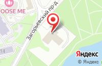 Схема проезда до компании Фонд Развития и Поддержки Садоводства в Москве