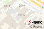 Схема проезда до компании Камст в Москве