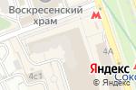 Схема проезда до компании Гелиоса в Москве
