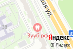 Схема проезда до компании Зууб в Москве