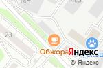 Схема проезда до компании ПЕРВАЯ МОНАСТЫРСКАЯ ЗДРАВНИЦА в Москве