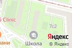 Схема проезда до компании BIG BEN в Москве
