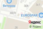 Схема проезда до компании Спектр-вет в Москве