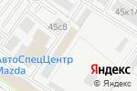 Схема проезда до компании Твой Дизель плюс в Москве