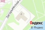 Схема проезда до компании Сервис Камня в Москве