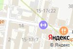 Схема проезда до компании Мед-Техник.RU в Москве