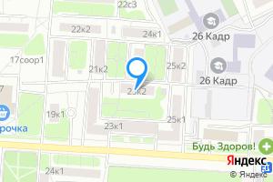 Сдается комната в двухкомнатной квартире в Москве ул Трофимова дом 23 корп2