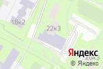 Схема проезда до компании Рррыба в Москве