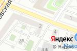 Схема проезда до компании Аква-Тор в Москве