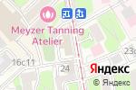 Схема проезда до компании РИ-консалтинг в Москве