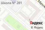 Схема проезда до компании Комиссарова и партнеры в Москве