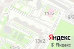 Схема проезда до компании РИЭЛКОМ в Москве