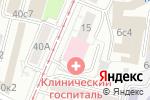 Схема проезда до компании Флеболог Соломахин Антон Евгеньевич в Москве