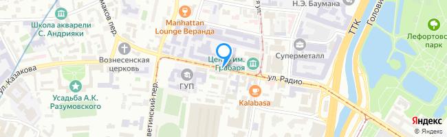 улица Радио