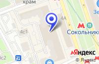 Схема проезда до компании БАГЕТНАЯ МАСТЕРСКАЯ НЕОАРТ в Москве