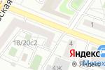 Схема проезда до компании титул 21 век в Москве