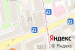 Схема проезда до компании Межрегиональный союз защиты прав страхователей в Москве