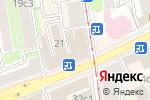 Схема проезда до компании Wacom в Москве