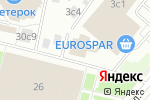 Схема проезда до компании Вкусный уголок в Москве
