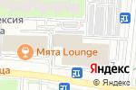 Схема проезда до компании Мистер-Мастер в Москве