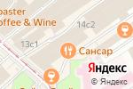 Схема проезда до компании На Спартаковской в Москве