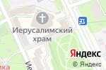 Схема проезда до компании Церковная лавка на ул. Талалихина в Москве