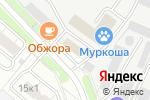 Схема проезда до компании Семпай в Москве