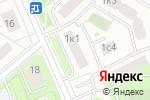 Схема проезда до компании Союзатомприбор в Москве
