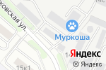 Схема проезда до компании Мистер Трак в Москве