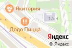 Схема проезда до компании ДОЛГОЛЕТ в Москве