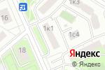 Схема проезда до компании ФотоАльт в Москве