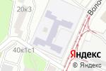 Схема проезда до компании Средняя общеобразовательная школа №415 с дошкольным отделением в Москве