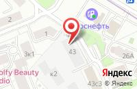 Схема проезда до компании Рпк Полиарт в Москве