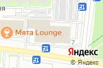 Схема проезда до компании Магазин зоотоваров на Широкой в Москве