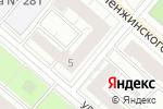 Схема проезда до компании Почтовое отделение №129327 в Москве