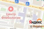 Схема проезда до компании Investmap Russia в Москве