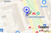 Схема проезда до компании МАГАЗИН МУЗЫКАЛЬНЫХ ИНСТРУМЕНТОВ TON-LINE в Москве