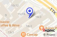 Схема проезда до компании ТФ ЗАНАТА ПУНТО в Москве