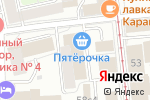 Схема проезда до компании БИОЛОГИЯ-shop в Москве