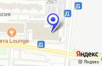 Схема проезда до компании СЕРВИСНАЯ СТАНЦИЯ ИНВЕНТА-СТИЛЬ в Москве